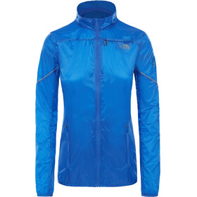 The North Face Flight Better Than Naked - Chaqueta Running Mujer - azul